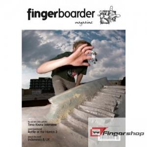 Fingerboarder Magazine  3