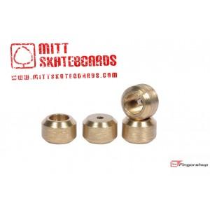Mitt metal wheels