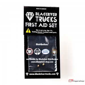 "Blackriver Trucks First Aid ""lock nut 2er Pack"""